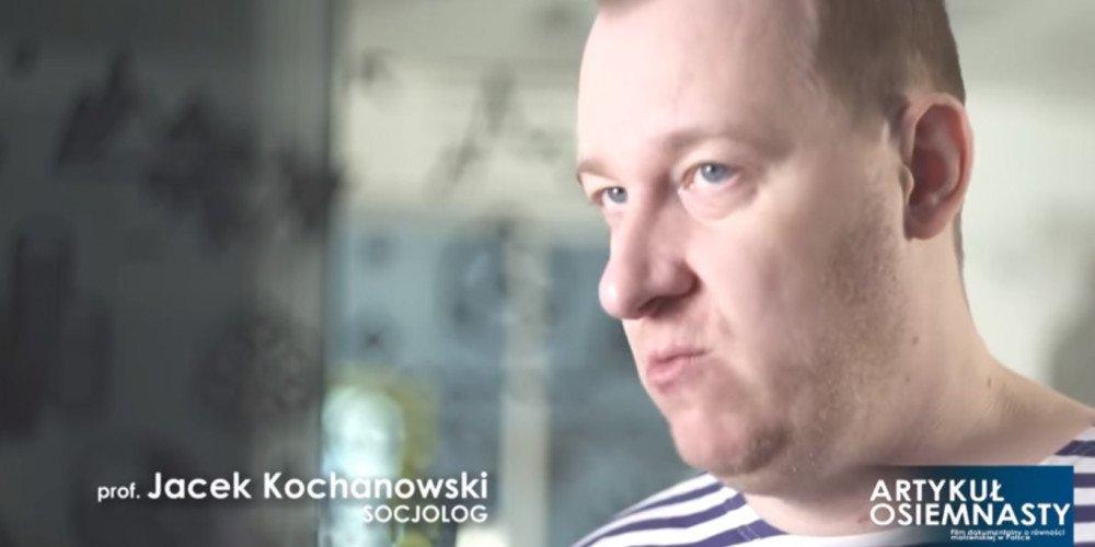 Prof. Kochanowski nadal pod ostrzałem