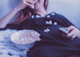 Co robić w czasie kwarantanny? Oglądać filmy!
