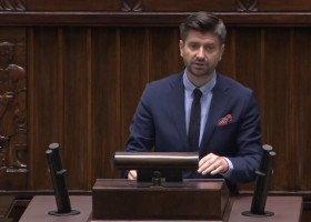 Ujawniony poseł Lewicy krytykuje pomysł głosowania korespondencyjnego
