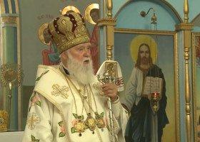 Patriarcha Ukrainy powiedział, że pandemia to boska kara za równość małżeńską