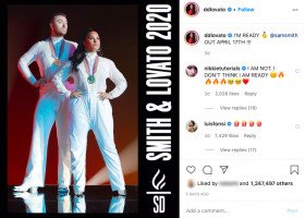 "Sam Smith, Demi Lovato i ""queerowe Igrzyska Olimpijskie"""