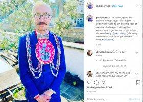 Philip Normal, brytyjski burmistrz żyjący z HIV: nie powinniśmy się wstydzić