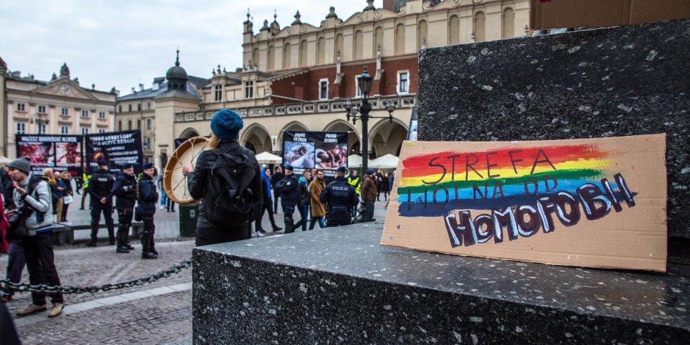 Europejscy socjaliści: EU musi działać ws dyskryminacji LGBT w Polsce!