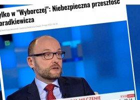 Czuchnowski: konsultowałem tekst o Zaradkiewiczu z osobami z kręgu KPH