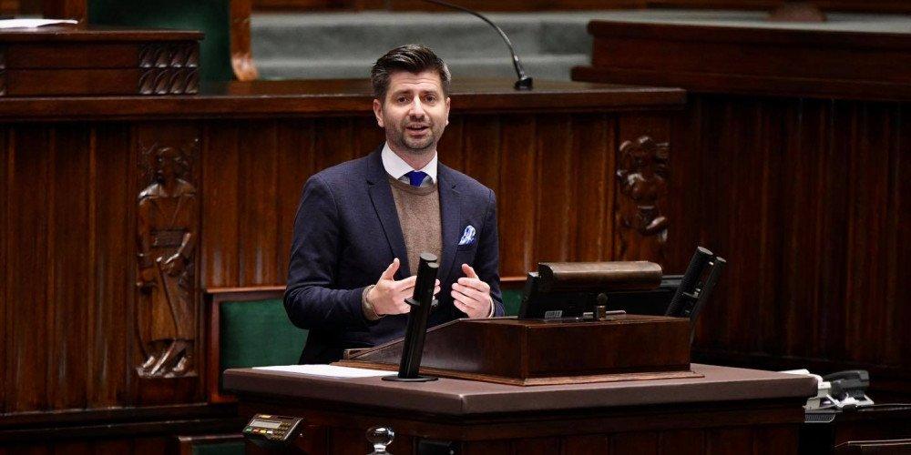 Krzysztof Śmiszek: Polska jest gotowa na prezydenta ze społeczności LGBT