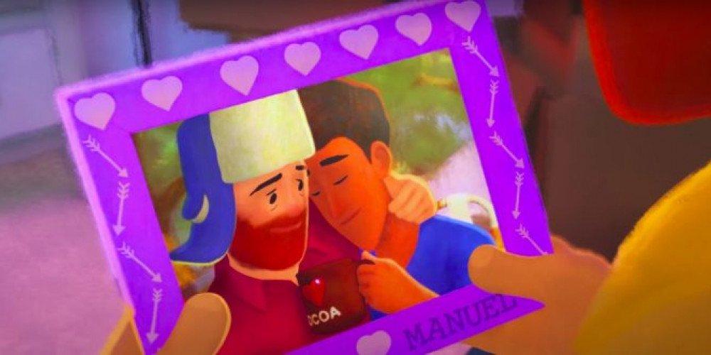 Pierwszy film wytwórni Pixar o parze jednopłciowej
