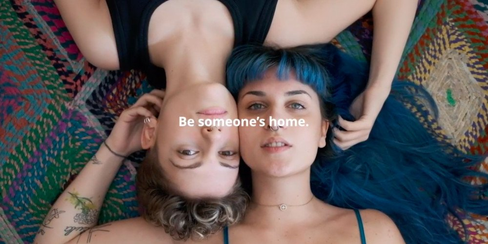 IKEA z reklamą dla społeczności LGBT