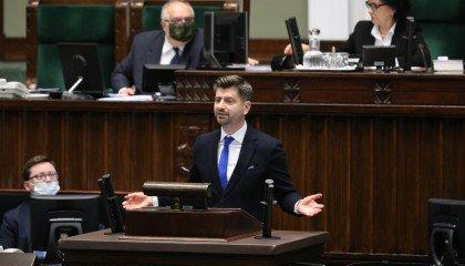 Śmiszek złożył skargę na państwo polskie do Komisji Europejskiej
