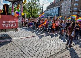 """Strefy """"wolne od LGBT"""" bez unijnych pieniędzy?"""