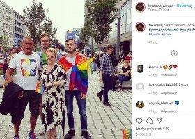 Aneta Sulwińska o swoim zaangażowaniu w walkę o prawa osób LGBTQ