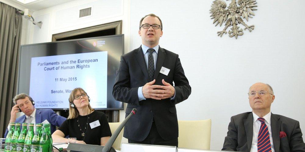 Bodnar ostrzega: uchwały anty-LGBT mogą grozić wycofaniem funduszy unijnych