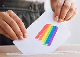 Sondaż prezydencki: na kogo zagłosuje społeczność LGBT?