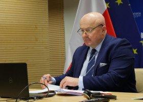 Marszałek województwa lubelskiego odpowiada na list KE