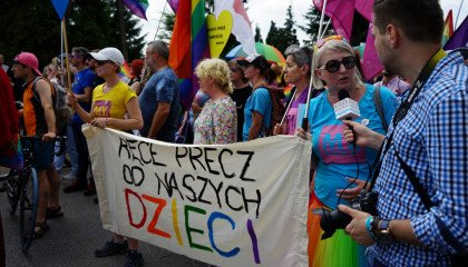 Organizacje LGBT+ piszą do prezydenta ws. Karty Rodzin