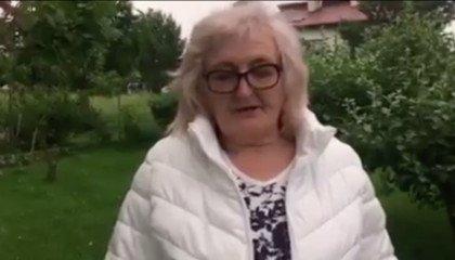 Helena Biedroń nie spotka się z Dudą