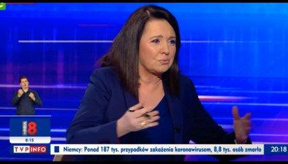 Danuta Holecka za równością małżeńską?