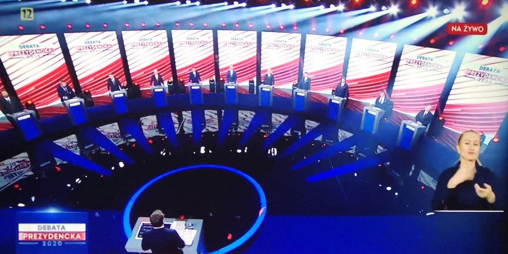 Debata prezydencka: dwóch kandydatów za adopcją dla par jednopłciowych