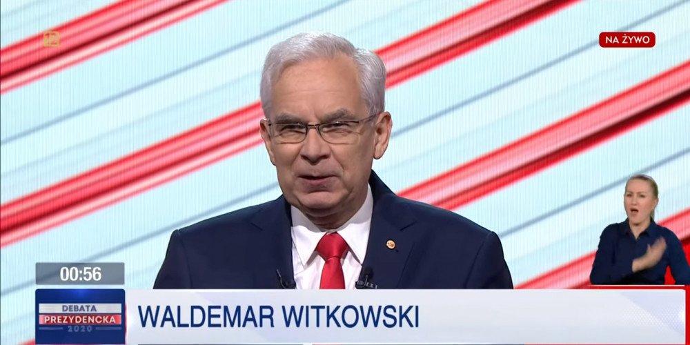 Kim jest Waldemar Witkowski, kandydat popierający adopcje przez pary jednopłciowe?