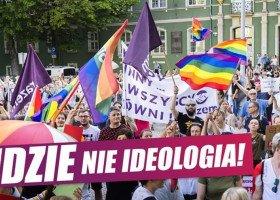 Protesty społeczności LGBT w całej Polsce: wszystkie daty i miejsca