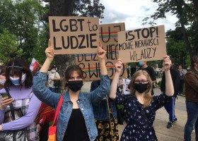 Weź udział w spocie KPH jestem LGBT – jestem człowiekiem
