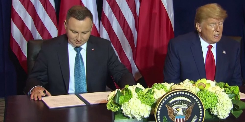 Przewodniczący komisji spraw zagranicznych USA nie chce wizyty prezydenta Dudy