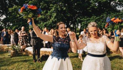 Śluby humanistyczne - wesele marzeń dla par jednopłciowych