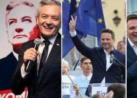 Kto ma zostać Waszym prezydentem? Oto wyniki sondażu Queer.pl: Biedroń, Trzaskowski i Hołownia
