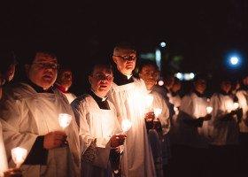 """Kryzys wiary. Doktryna Kościoła wciąż nie widzi cierpiących ludzi, lecz """"ideologię LGBT"""""""