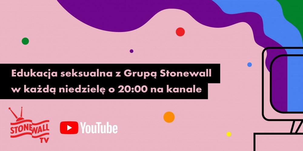 Prezes Grupy Stonewall otrzymuje pogróżki w związki z kanałem na Youtubie