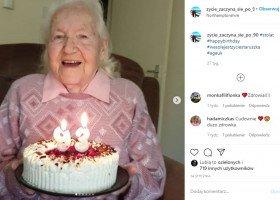 Instagram w wieku 90 lat i wsparcie dla osób LGBT? Poznajcie panią Anię!
