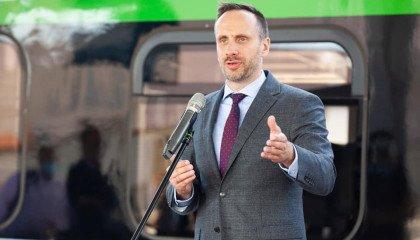 """Wiceminister aktywów państwowych chciałby, aby cała Polska była strefą """"wolną od LGBT"""""""