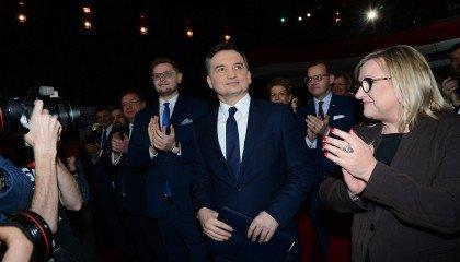 Ziobro: gdyby nie ja - Komisja Europejska ukarałaby Polskę za niewprowadzenie małżeństw homoseksualnych