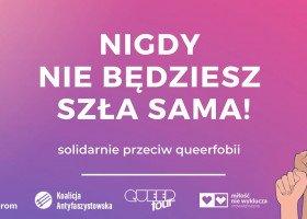 """""""Solidarnie przeciw queerfobii"""" - w Warszawie odbędzie manifestacja w odpowiedzi na nagonkę na osoby LGBT+"""