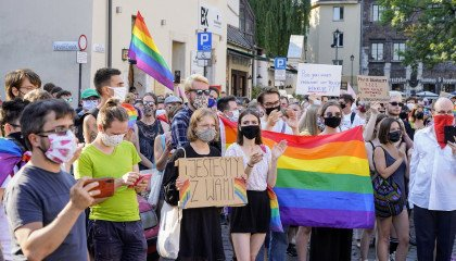 """Kraków solidarny z Margot. """"Kiedy państwo mnie nie chroni, mojej siostry będę bronić!"""""""