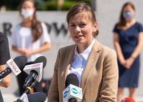 Kto zostanie nowym RPO? Zuzanna Rudzińska-Bluszcz kandydatką opozycji, PiS na razie nie zgłasza swojego kandydata