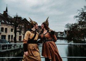 Badania wskazują, że średniowieczni Wikingowie mogli być osobami trans, niebinarnymi lub płynnymi płciowo