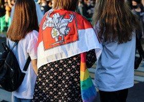 """Sytuacja osób LGBT na Białorusi. """"Kiedy dla innych to się skończy, dla nas to nie będzie koniec"""""""