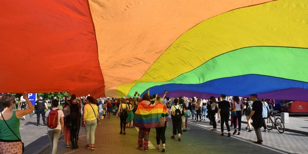 Kraków będzie tęczowy! Marsz Równości w nieco zmienionej wersji już 29 sierpnia na Rynku
