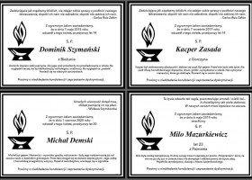 Grupa aktywistów rozwiesiła klepsydry ofiar homo- i transfobii w Krakowie i okolicznych miejscowościach
