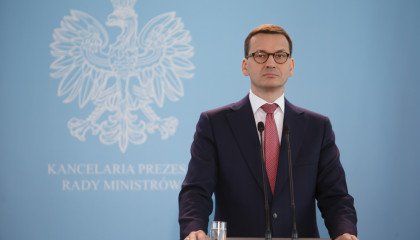 Morawiecki: wolność indywidualna człowieka kończy się tam, gdzie narusza się wolność drugiego człowieka