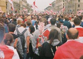 Aktywiści o sytuacji osób LGBT na Białorusi: przemoc homoseksualna jest często stosowana w więzieniach