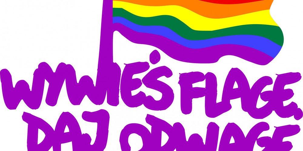"""Kinky Winky: """"Wywieś flagę, daj odwagę"""" - akcja solidarnościowa z osobami LGBT"""