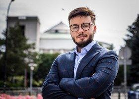 Bart Staszewski w programie Fundacji Obamy Liderzy: Program Europy!
