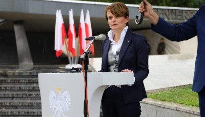 Jadwiga Emilewicz: Nie podzielam sposobów realizacji pewnych celów