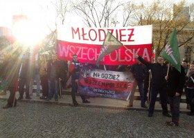 Kolejne marsze narodowców w Gdańsku i Białymstoku. Aktywiści ślą apele do Dulkiewicz i Truskolaskiego
