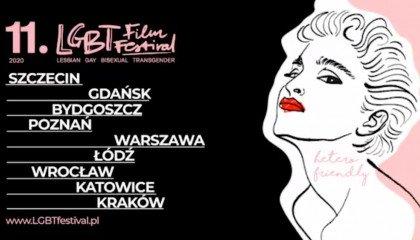 Tęczowa jesień w całej Polsce. 18 września startuje 11. LGBT Film Festival!