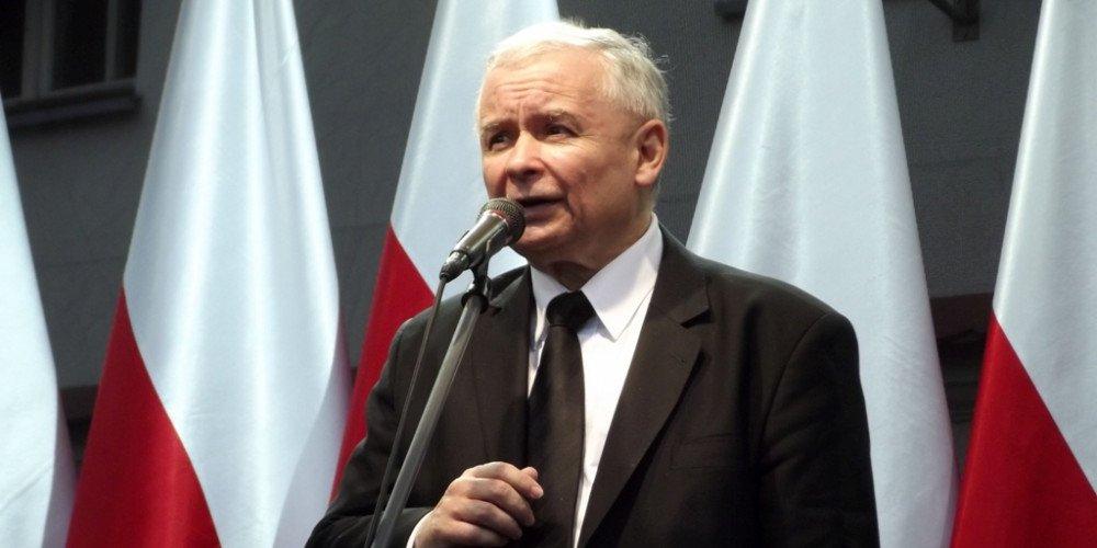 """Kaczyński chce walczyć z LGBT z """"gotowością użycia wszystkich środków"""""""