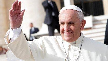 """Papież Franciszek do rodziców osób LGBT: kochajcie swoje dzieci takimi, jakie są, bo """"wszyscy jesteśmy dziećmi bożymi"""""""
