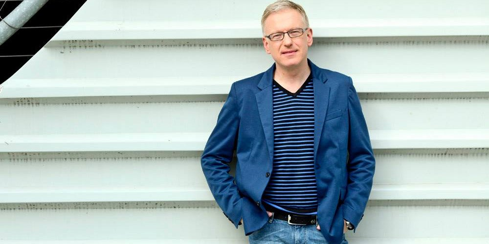 Szczygieł o sytuacji LGBT: polska założyła płaszcz z europejskości, teraz się rozrywa, wyłażą bebechy i kiszki