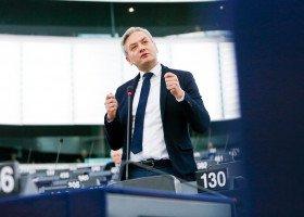 Biedroń składa interpelację do Komisji Europejskiej ws. nominacji Czarnka na Ministra Edukacji i Szkolnictwa Wyższego